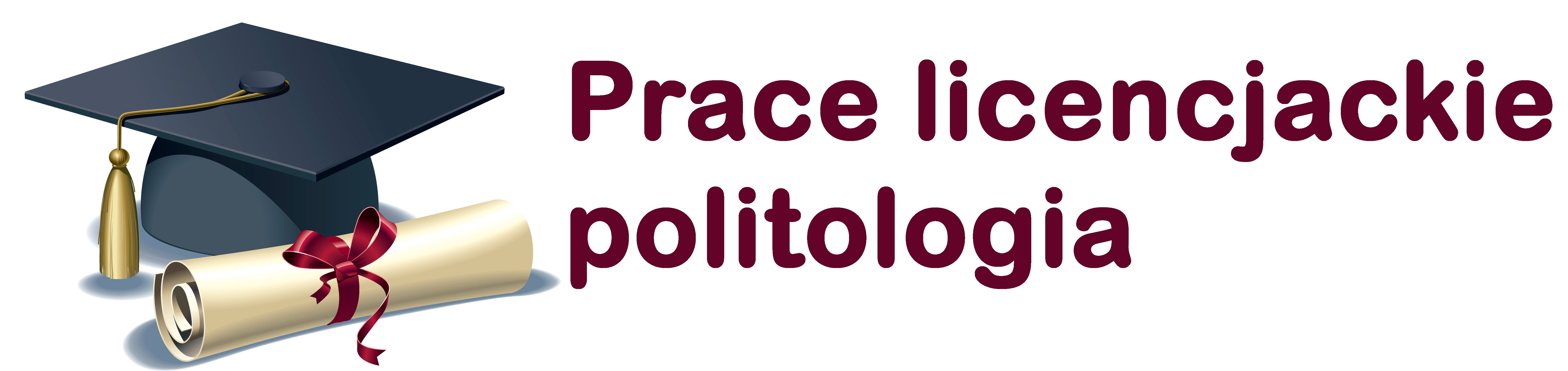 Prace licencjackie – politologia